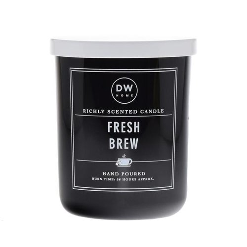 DW Home Fresh Brew Candle (Large, Double Wick)