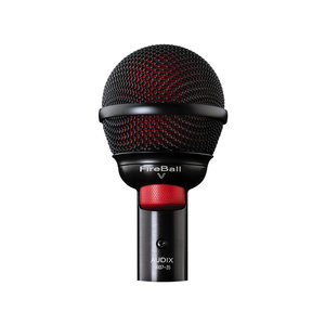 Audix Audix FireBall V - Dynamic Harmonica Mic with Volume Control