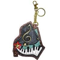 Chala Coin Purse/Key Fob - Piano