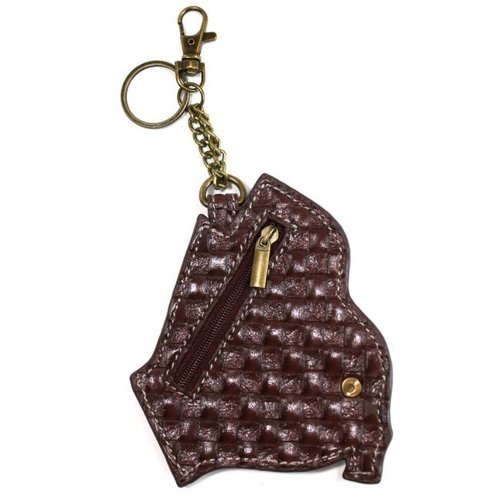 Chala Chala Coin Purse / Key Fob - Piano