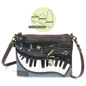 Chala Chala Mini Crossbody - Piano - Indigo