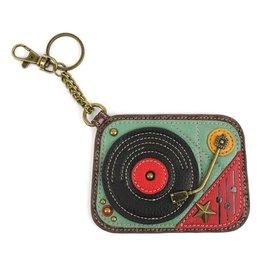 Chala Chala Coin Purse / Key Fob - Turntable
