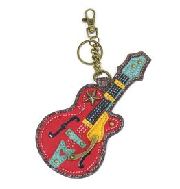 Chala Chala Coin Purse / Key Fob - Guitar