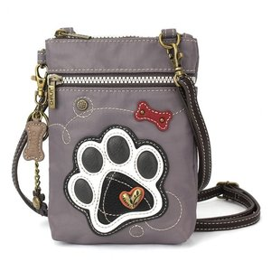 Chala Chala CV - Venture Cell Phone Pawprint - gray