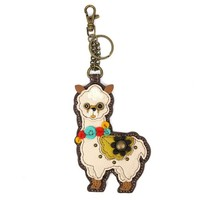 Chala Key Fob - Llama