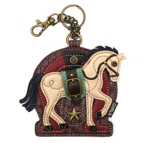 Chala Chala Coin Purse/Key Fob - Horse (Gen II)