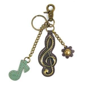 Chala Chala Charming Keychain - Clef