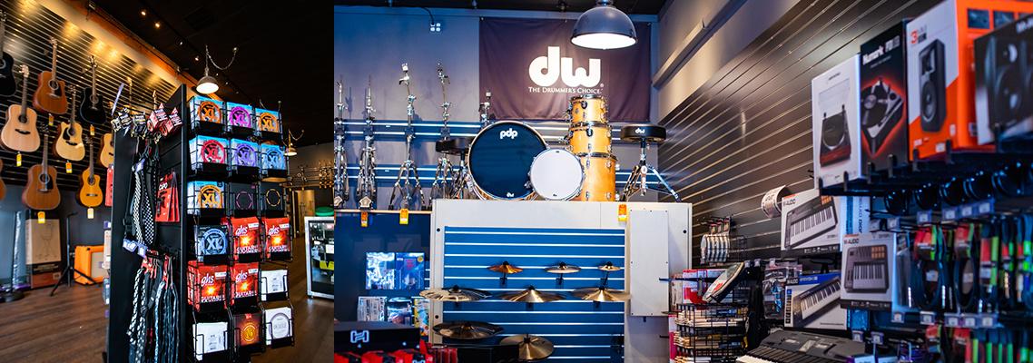 music store photo 2