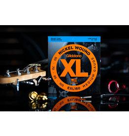 D'Addario D'Addario Bass Strings Med 50-105 2 Sets