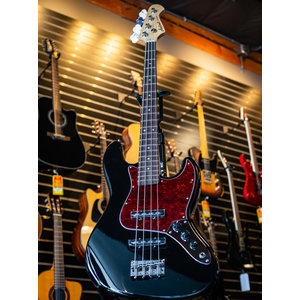 Aria Aria Pro II STB Series J Electric Bass - Black