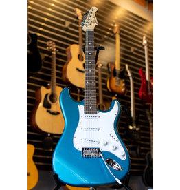 Aria Aria Pro II STG Series Electric Guitar - Metallic Blue