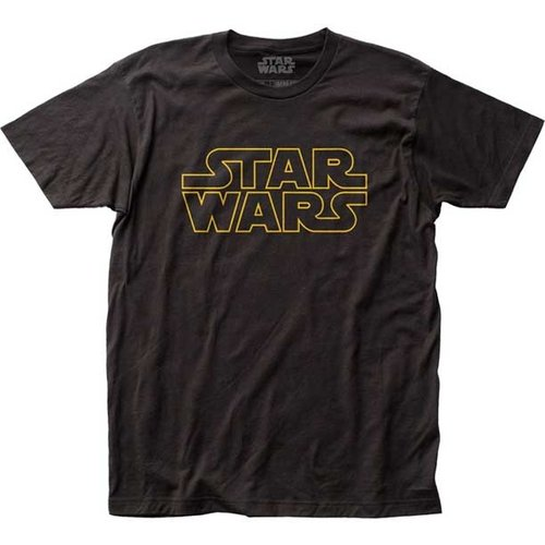 Impact Merchandising Star Wars Logo T-Shirt