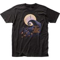 Nightmare Before Christmas - Poster T-Shirt