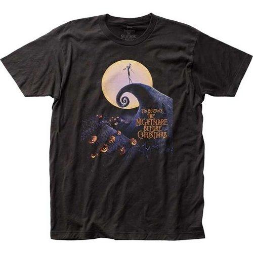 Impact Merchandising Nightmare Before Christmas - Poster T-Shirt