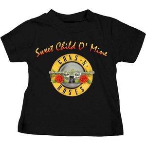 Bravado Guns n Roses - Sweet Child O' Mine T-Shirt (Toddler Sizing)