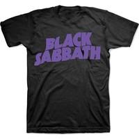 Black Sabbath - Classic Logo T-Shirt