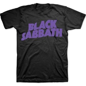 Bravado Black Sabbath - Logo T-Shirt