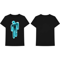 Billie Eilish - Blue T-Shirt (Men's Sizing)