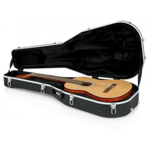 Gator Cases Gator Classic Deluxe Molded Case for Classic Guitars
