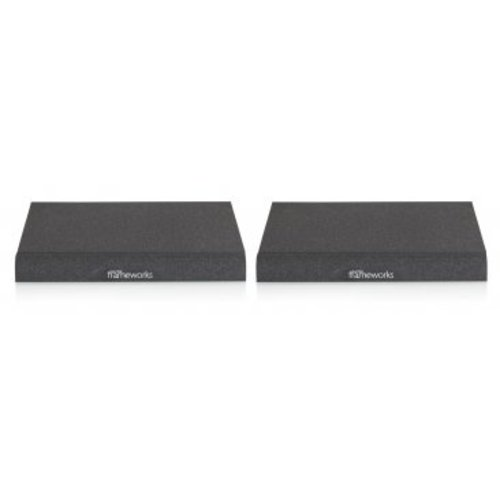 Gator Frameworks Studio Monitor Isolation Pads - Large