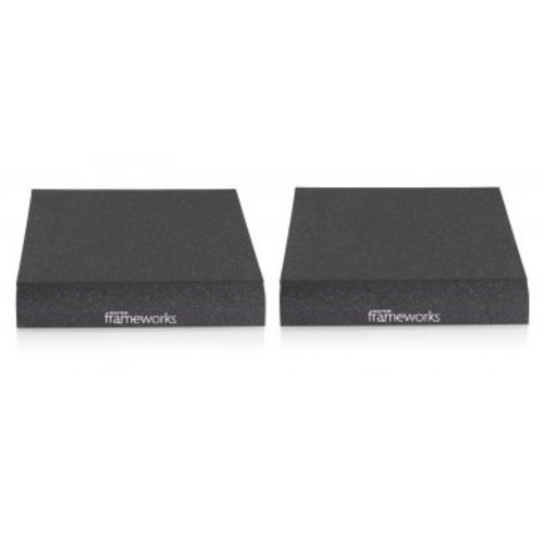 Gator Frameworks Studio Monitor Isolation Pads - Medium