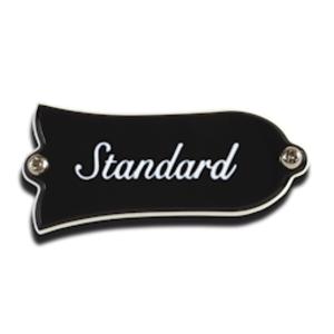 "Gibson Truss Rod Cover, ""Standard"" (Black)"