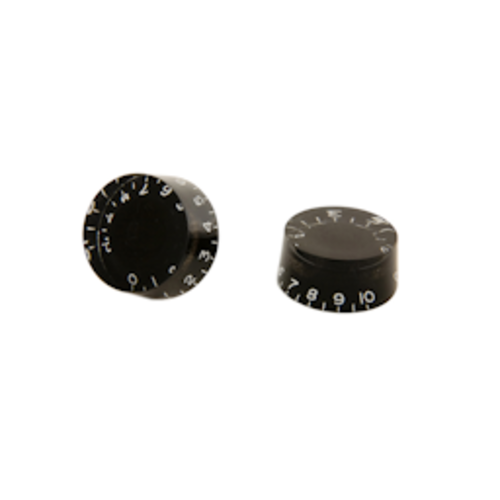 Gibson Speed Knobs (4 pcs.) (Black)