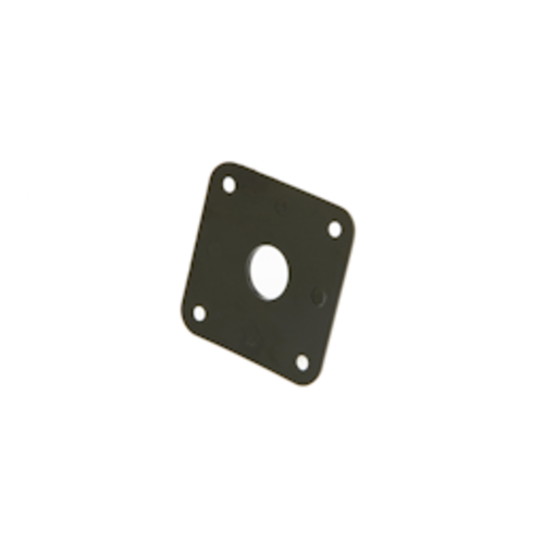 Gibson Plastic Jack Plate (Black)