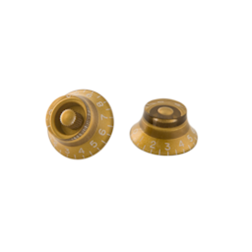 Gibson Top Hat Knobs (Gold) (4 pcs.)