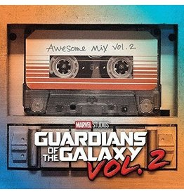 Gardians of the Galaxy Guardians of the Galaxy - Awesome Mix 2