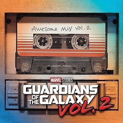 Gardians of the Galaxy Guardians of the Galaxy - Awesome Mix 2