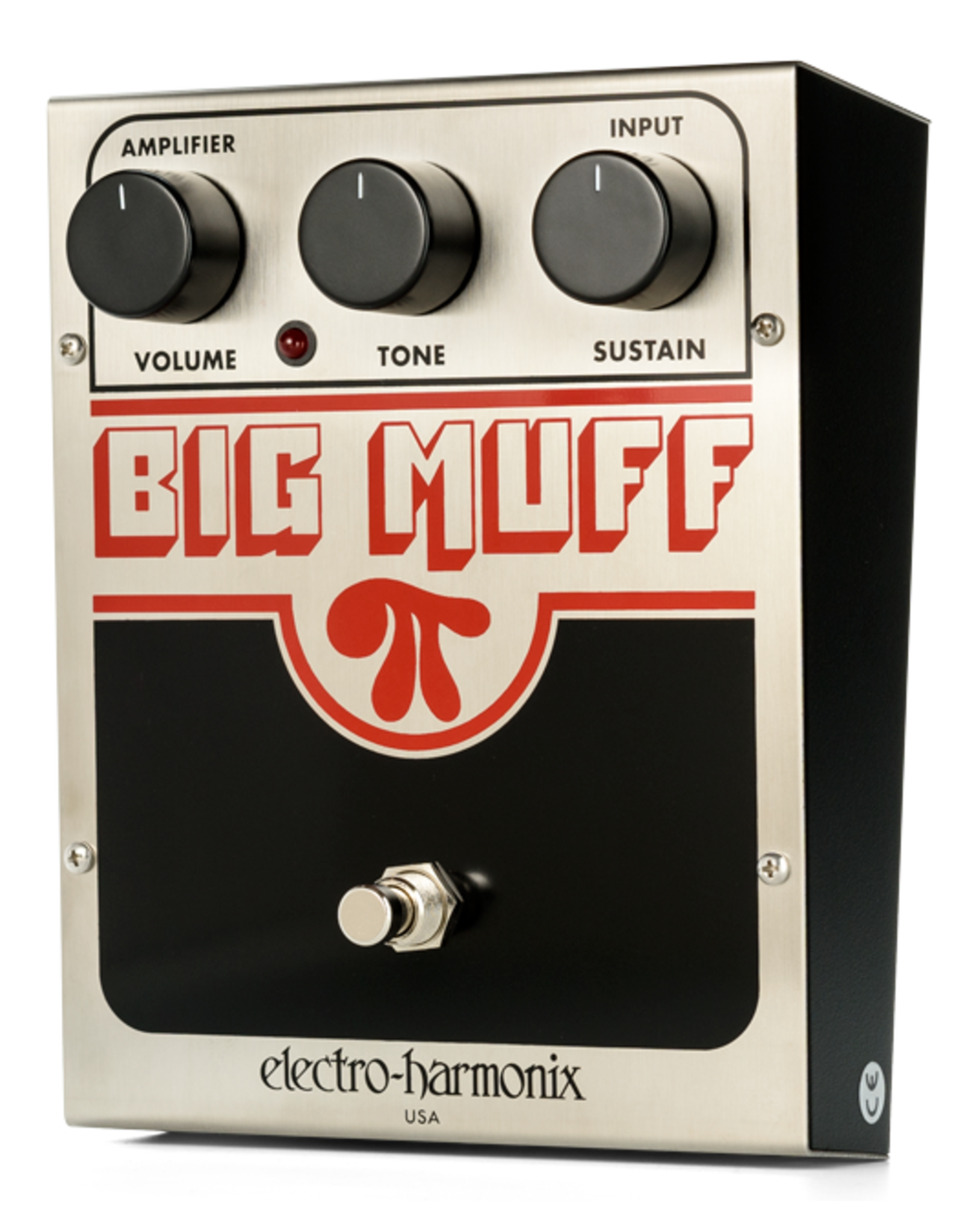 Electro Harmonix BIG MUFF PI (Classic) Distortion/Sustainer Battery included