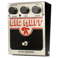 BIG MUFF PI (Classic) Distortion/Sustainer Battery included