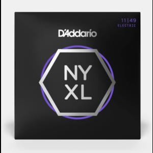 D'Addario D'Addario Nickel Wound NYXL Regular Light Electric Guitar Strings 11-49