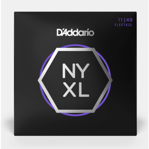 D'Addario D'Addario Nickel Wound NYXL Regular Light Electric Guitar Strings 11-49
