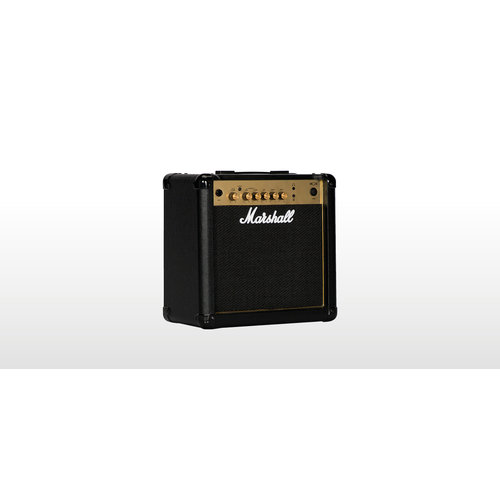 Marshall Marshall MG 15W 1x8 Combo Amplifier in Gold w/FX