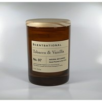 Apothecary - Tobacco & Vanilla Candle No. 07