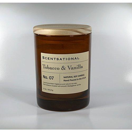 Scentsational Apothecary - Tobacco & Vanilla No. 07