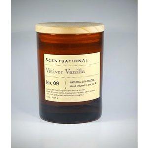 Scentsational Apothecary - Vetiver Vanilla No. 09