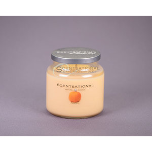 Scentsational Pumpkin Jar Candle
