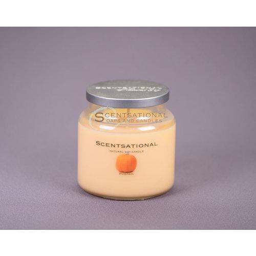 Scentsational Pumpkin Jar Candle