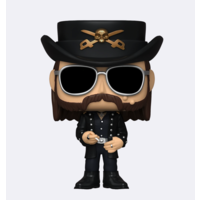 Funko Pop! Rocks: Motorhead - Lemmy (Vinyl Figure)
