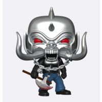 Funko Pop! Rocks: Motorhead - Warpig (Vinyl Figure)