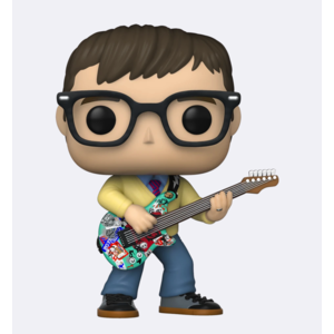 Funko Pop! Funko Pop! Rocks: Weezer - Rivers Cuomo (Vinyl Figure)