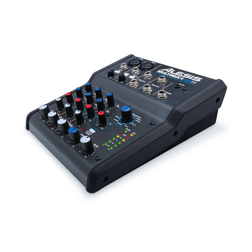 ALESIS Multimix 4-Channel Mixer/Interface