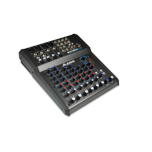 ALESIS Multimix 8-Channel Mixer/Interface