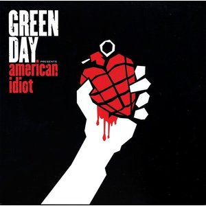 Green Day Green Day - American Idiot UK