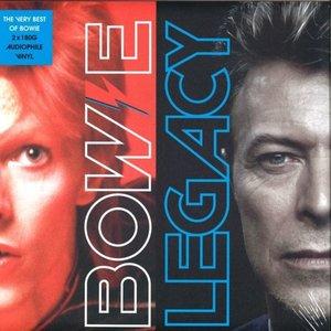 David Bowie David Bowie - Legacy (2LP)