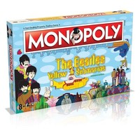 The Beatles Yellow Submarine Monopoly Board Game (50th Anniversary)