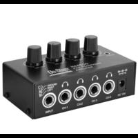 Four-Channel Headphone Amp